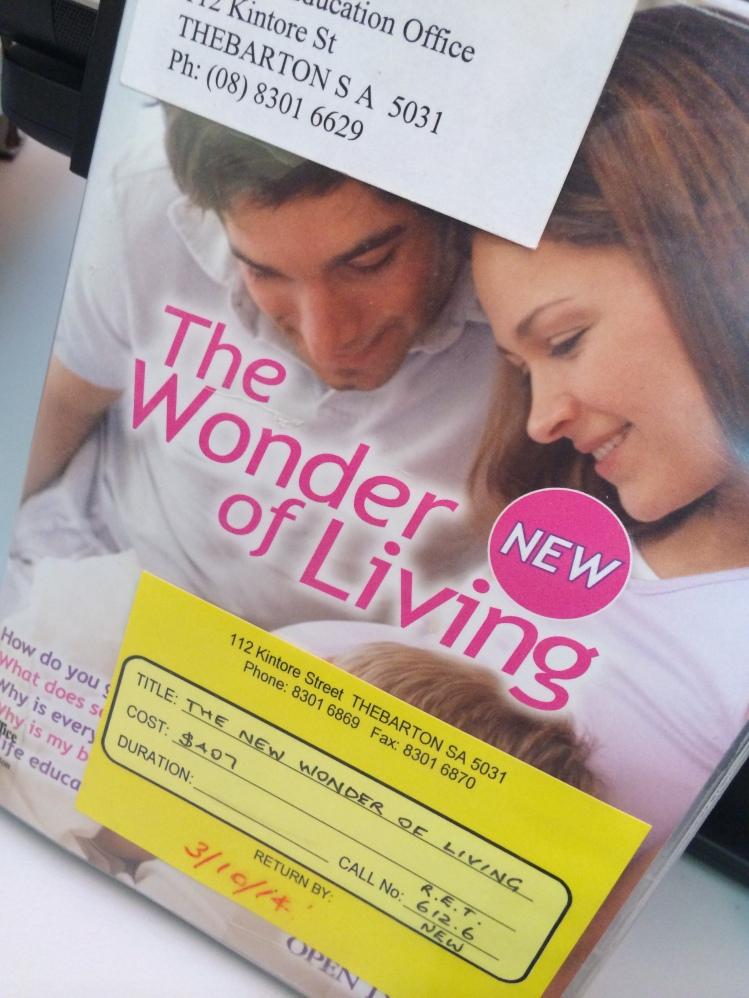 wonder of living